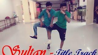 vuclip Sultan Title Track Dance Cover - Salman Khan - Anushka Sharma - Arun Vibrato Choreography