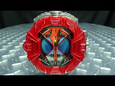 Kamen Rider Zi-O DX KABUTO RIDEWATCH: EmGo's Kamen Rider Reviews N' Stuff