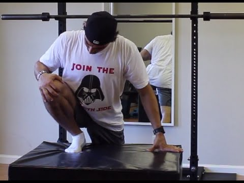 DorsiFlexion Stretches - Ankle Mobility