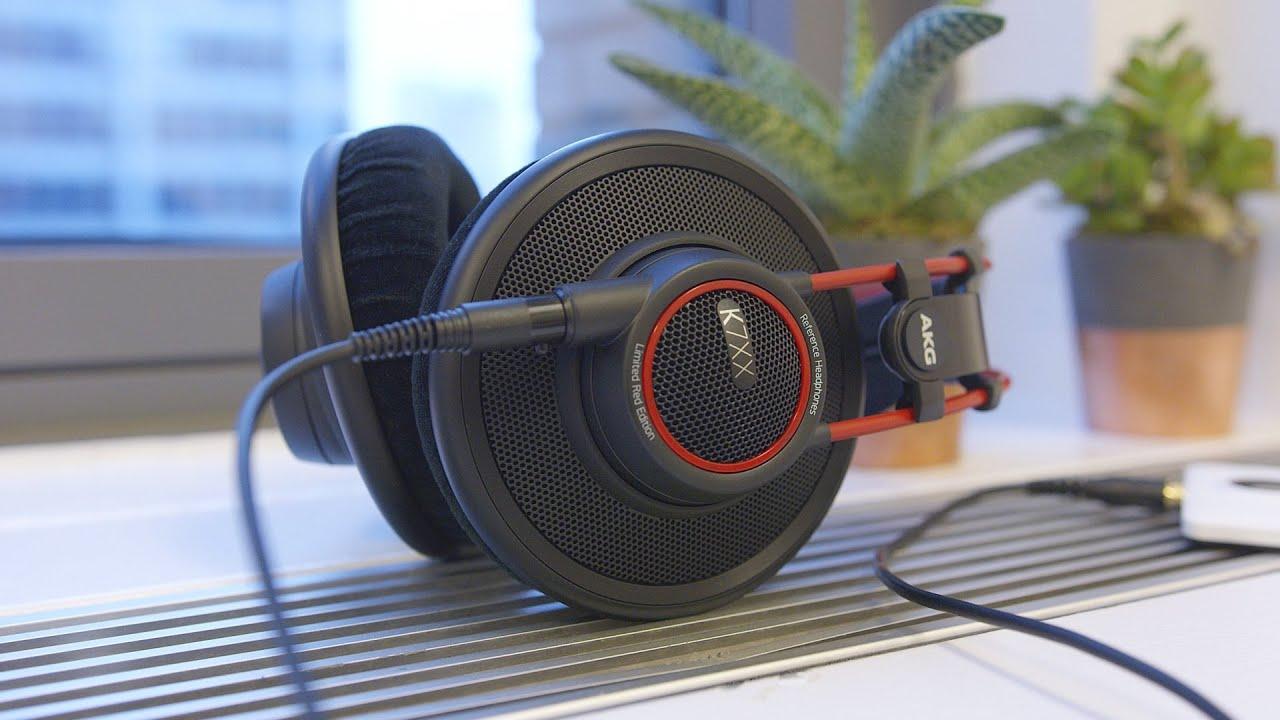 AKG K702 Review: Comfy Headphones!
