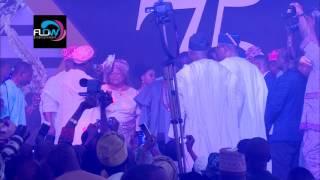 KING SUNNY ADE'S PERFORMANCE AT EBENEZER OBEY 75TH BIRTHDAY