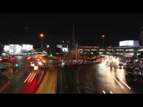THAILAND - Victory Monument Time-lapse