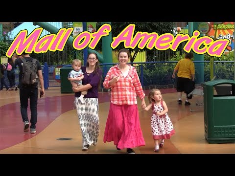 Mall of America – Out of Goshen style!