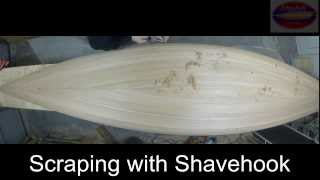 Edgyash™ Diy Paddle Board Kit Build (6) – Fairing The Hull