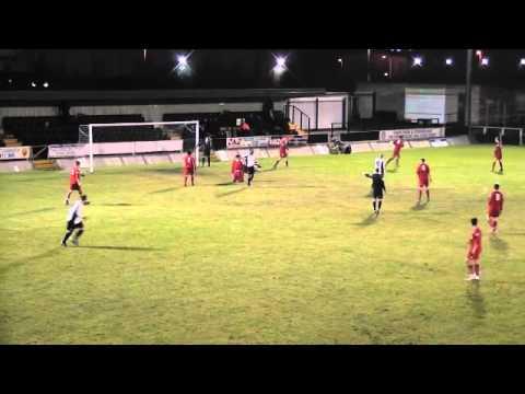 HEDNESFORD TOWN FC v Bedworth United FC (BSC) 18/01/2011