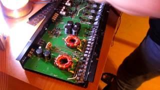 Автомобильный усилитель  Kicx RTS4.100.