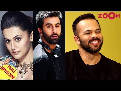 Taapsee Pannu REFUSES to work with Ranbir Kapoor? | Rohit Shetty Exclusive Interview & more