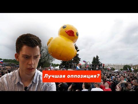 Алексей Навальный и критика его персоны (Глава 1. Политика)