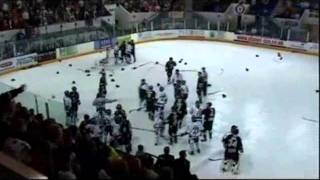 Best Ever Hockey Fight In History
