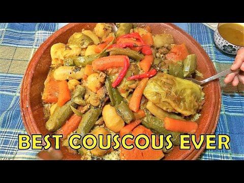 recette-de-couscous-marocain-aux-légumes---moroccan-couscous
