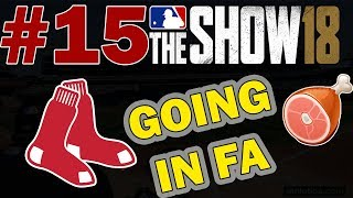 GOING HAM IN FREE AGENCY | BOSTON RED SOX FRANCHISE EPISODE 15