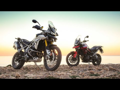 Triumph Tiger 900 - Marrakesh, Morocco