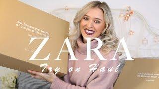 ZARA TRY ON HAUL 2018 | Em Sheldon