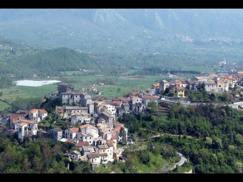 CASSANO IRPINO (Avellino-Italy) -Terra delle Acque -Viaggio nei Paesi d'Irpinia-Countries of Irpinia