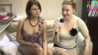 Свадебные платья для беременных | Wedding Happening Show | part1.mp4
