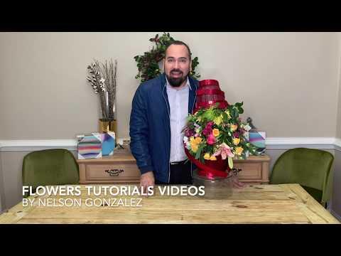 Creative Arrangement  Dollar Tree And Publix Flowers, Tutorials Videos
