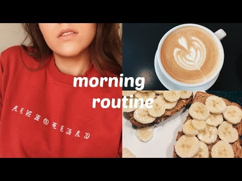School Morning Routine - Winter 2018 - 동영상