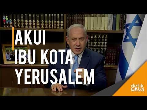 PM Israel Ajak Semua Negara Ikuti Jejak Trump