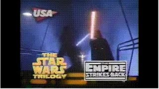 """USA Network Commercial Breaks-""""The Empire Strikes Back"""" (Dec. 1994)-Part 2 of 2"""
