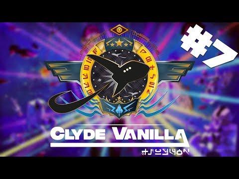Clyde Vanilla #7 - Discoball