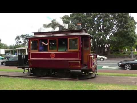 MOTAT- Western Springs Tramway