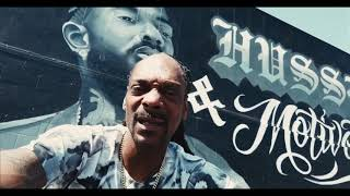 Snoop Dogg, Nipsey Hussle - Real Crips ft. Dave East (Official Video)