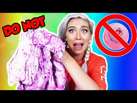 Thumbnail: DO NOT PUT 50 LUSH BATHBOMBS IN 100LBS OF SLIME! SLIME VS BATH BOMBS