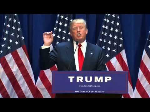 Donald Trump: I am the Greatest Jobs President God Ever Created