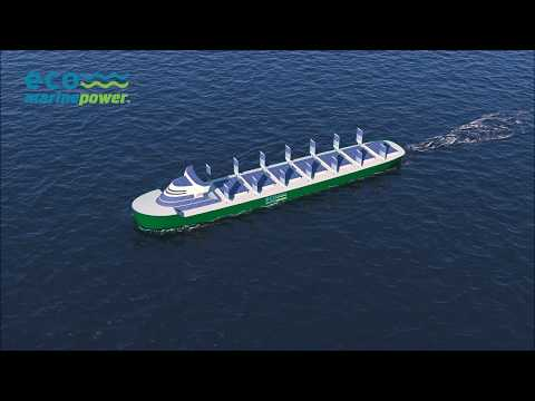 Aquarius Eco Ship -  Renewable Energy for Ships.