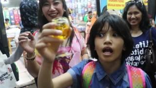Trip Vlog Ciwalk&skywalk @cihampelas Bandung  Maret2017