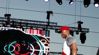 LL Cool J Performing La Di Da Di