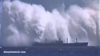The Biggest Oceanic Wave