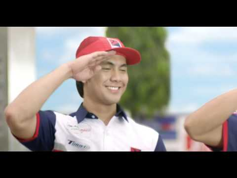 Petron knows you deserve only the best.