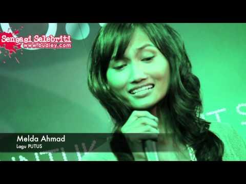 Putus Melda Ahmad di PC Konsert Gadis Semasa