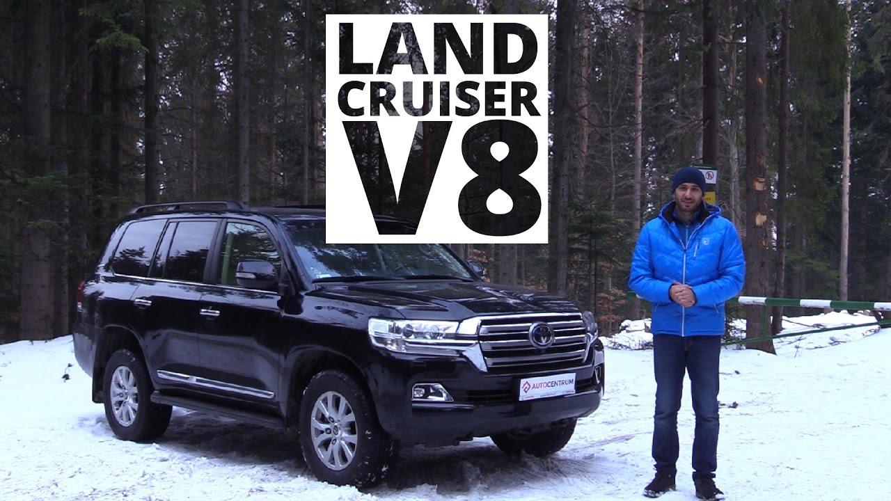 toyota land cruiser v8 4 6 318 km 2017 test 320 youtube. Black Bedroom Furniture Sets. Home Design Ideas