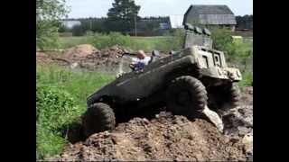 КОТЛЕТА ГАЗ-66, БРДМ-2, УАЗ