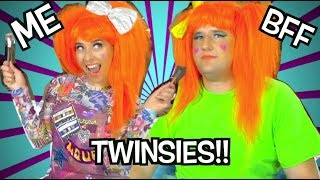 Transforming My Best Friend Into Me! [Twinkle Time | Kid Show]