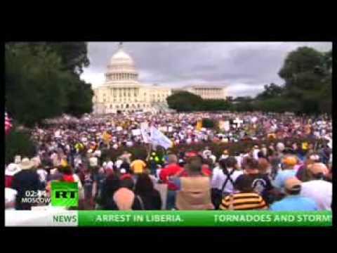 Media Propaganda, Controlling Public Opinion,Tea Party and Anti-Establishment