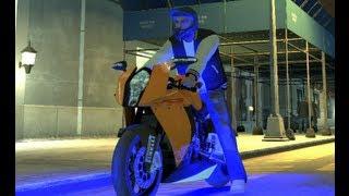 KTM RC8 BIKE MOD GTA4 EFLC Episode From Liberty City