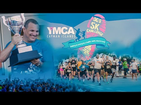 DG's 5k Challenge ,Walking & Running for the YMCA Cayman Islands