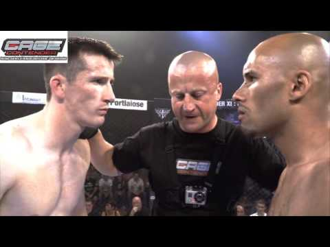 Owen Roddy 2013 MMA Highlights  By @BloodstreamMMA