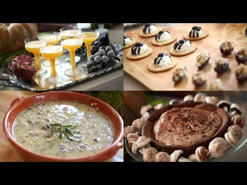 Beth's Halloween Menu: A Witch's Feast || KIN EATS