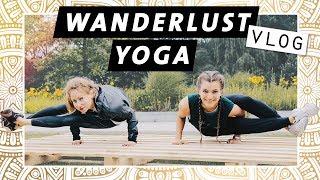 Wanderlust Festival Vlog   Yoga mit  800 Menschen   Ticket Verlosung