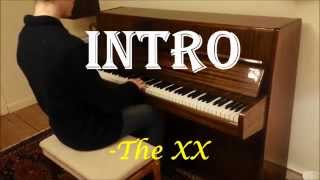 Intro - The XX piano cover