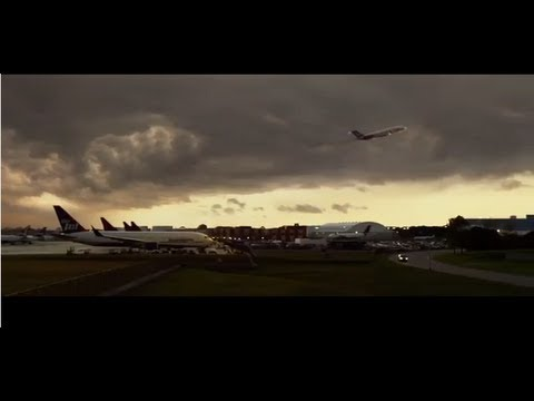 Flight Movie Official Trailer