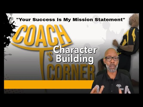 Coach T's Corner: An online mentoring academy that is designed to Educate, Motivate.Support.