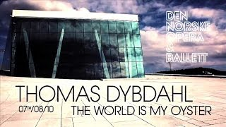 Watch Thomas Dybdahl The World Is My Oyster video