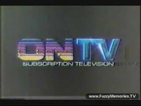 ON TV - Subscription Television Chicago (1983)