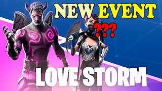 New Love Storm Event - Hero Loadout Overview recap Fortnite STW