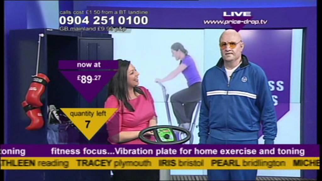 Terry tibbs price drop tv